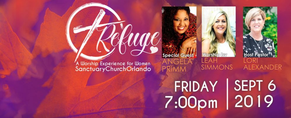 Refuge: A One-Day Women's Conference